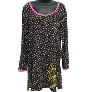 Victoria's Secret Boyfriend Sleepshirt Sz. M